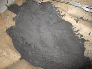 پودر ذغال تولید شده توسط کارخانه چاووش معدن
